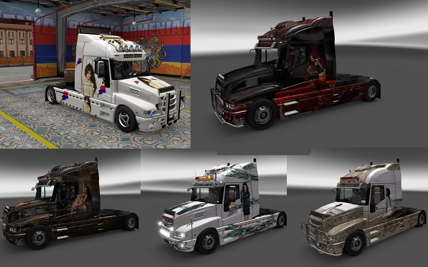 Iveco Strator v3.0 Fixed + Tuning