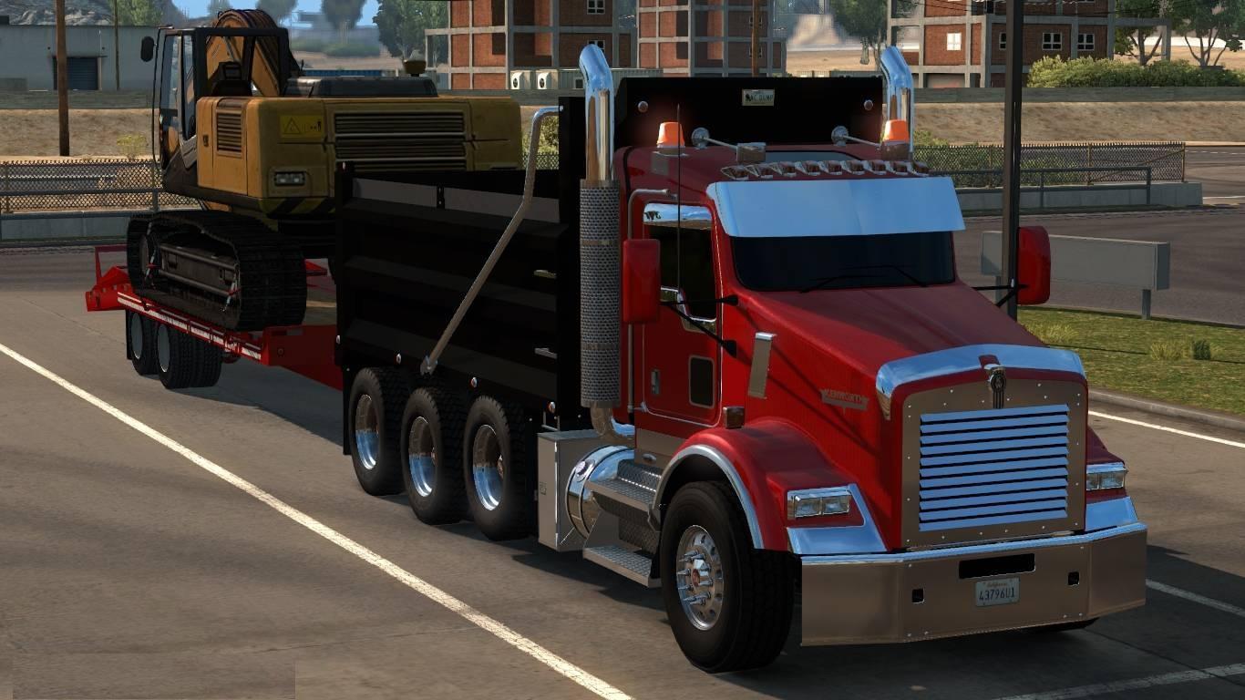 Kenworth T800 2016 Custom
