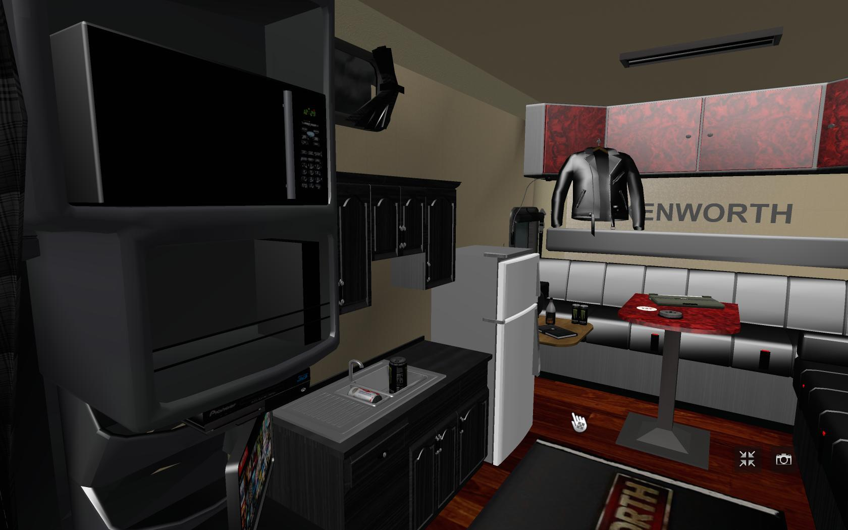 Kenworth W900 Long Remix ATS 1.5