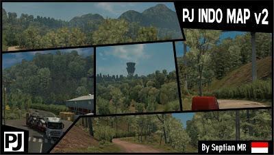 PJ Indo Map v2.0