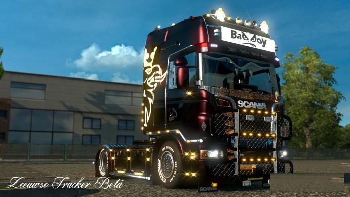 Scania R (SCS) Tuning Beta 1.0