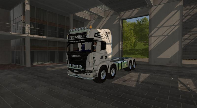 Scania r730 itrunner looking v1.0