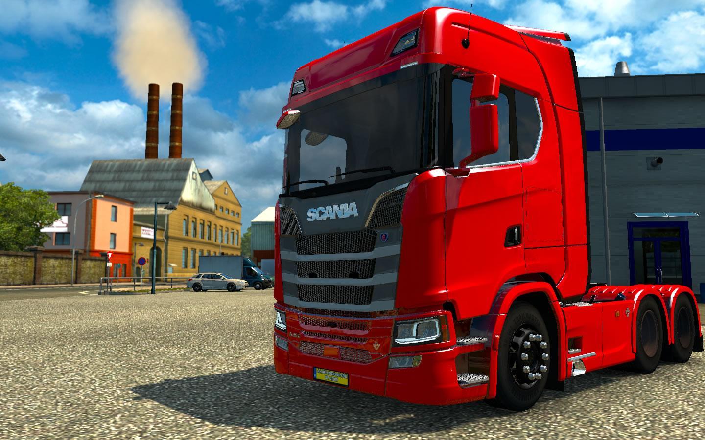 Scania S730 V15