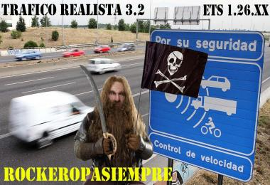 Realistic traffic v3.2 by Rockeropasiempre