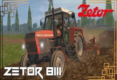Zetor 8111 v1