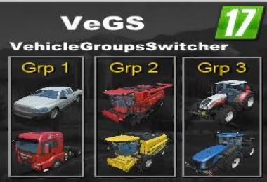FS17 DCK Vehicle Groups Switcher v1.0.1.17