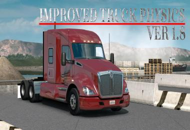 Improved truck physics v1.8