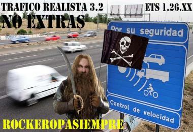 AI Trafico Realista v3.2 NO EXTRAS for 1.26 fixed
