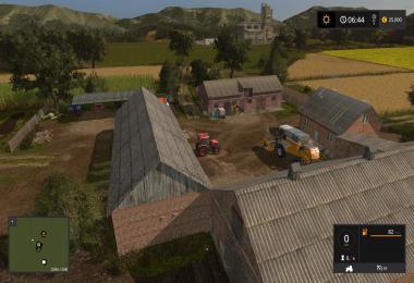Bockowo 1996 Farming simulator 17 v2