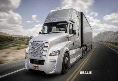 Cascadia 2018 Realistic Engine