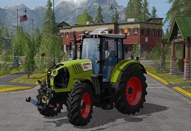 Claas Arion Series v1.0