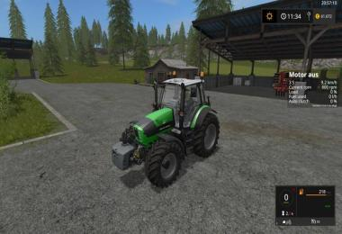 Deutz Fahr Series 6 v1.0 Beta
