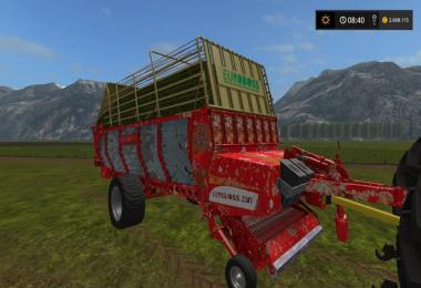 EUROBOSS come 330 T in the years v1.0