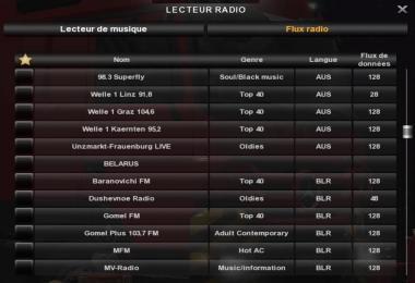European Radios v0.5