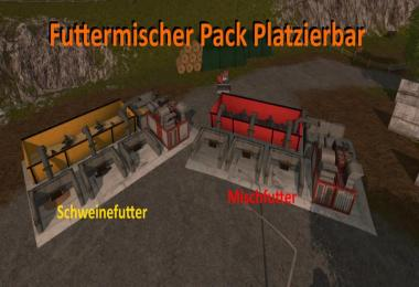 Feed mixer Pack Placeable v1.0