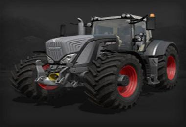 Fendt 900 Black Beauty Edition v1.0
