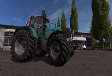 Fendt 930 TMS Petrol textures v1.0