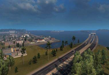 Fix for Coast to Coast Map - Re-scale Beta