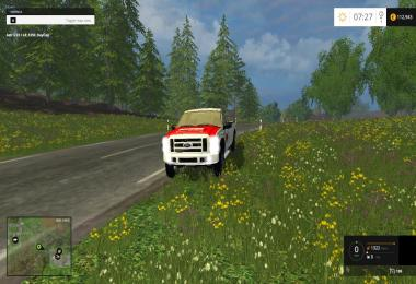 Ford F-250 Single Cab U-Haul Edit v1.0