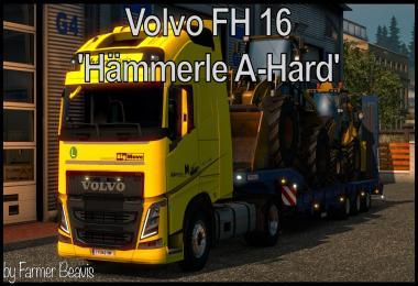 Hammerle Skin for Volvo FH16 v1