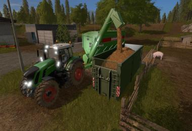 Improved Auger Wagons v1.0
