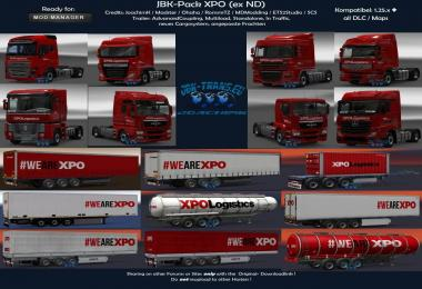 JBK-Pack Truck & Trailer XPO v1
