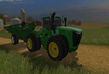 John Deere 9370R Rowcrop v1