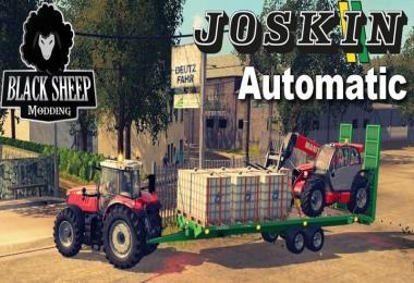 Joskin wago loader 10m / 8m autoloader v1.0.0.2