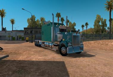 Kenworth W900B Long v1 for ATS (1.5)