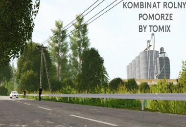 Kombinat Agricultural Pomerania v1