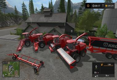 Krone Pack by Stevie v1.0