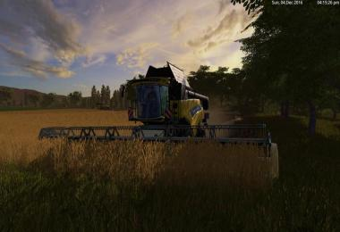 New Holland CR 6.90 v1.1
