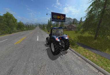 New Holland T8 series BluePower V1.1