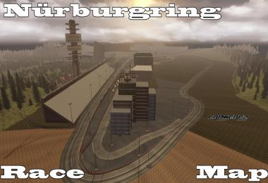Nurburgring Race Map (Open beta)