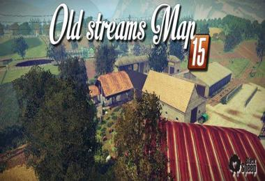 Old Stremas Map FS15 Full