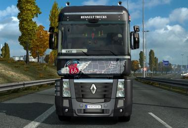 Renault Magnum Updates v16.05 for v1.26 1.26.x