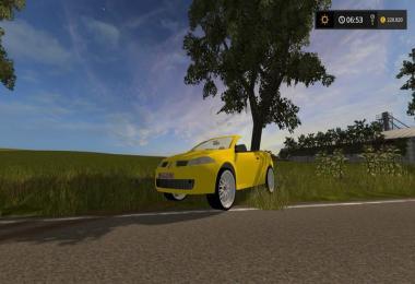 Renault Megane Cabrio v1