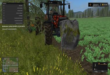 Rock weight v1.0