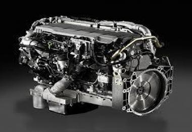 Scania 730 Drive Train Rework V1