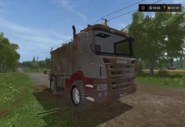 Scania P420 Kalk v1.0 wsb
