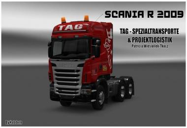 Scania R Accessories