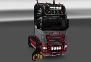 Scania R&S Topline S.T.M. & Zn skin 1.26