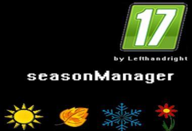 Season Manager v0.1