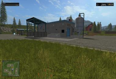 Seed & fertilizer Production [placeable] v1.1