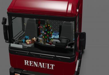 SiSL MegaPack v2.5 and DLC'S addon for Renault AE Magnum 1.26.x