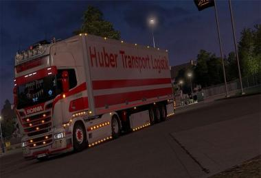 Skin for Scania R by RJL