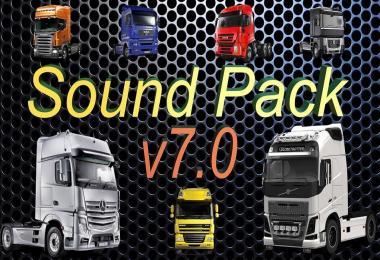Sound Pack v7.0