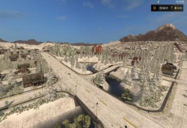 Standard Goldcrest Valley with snowtexture v2