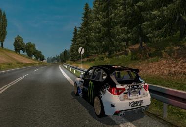 Subaru Impreza WRX STI V2
