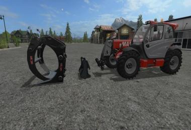 Telehandler to WheelLoader Adapter v1.0